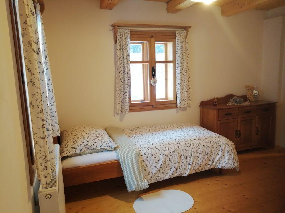 Levandulová ložnice