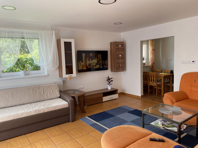 Obývací pokoj pro maximální odpočinek